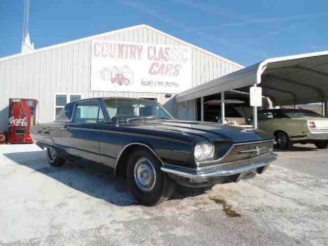 1966 Ford Thunderbird | 938307