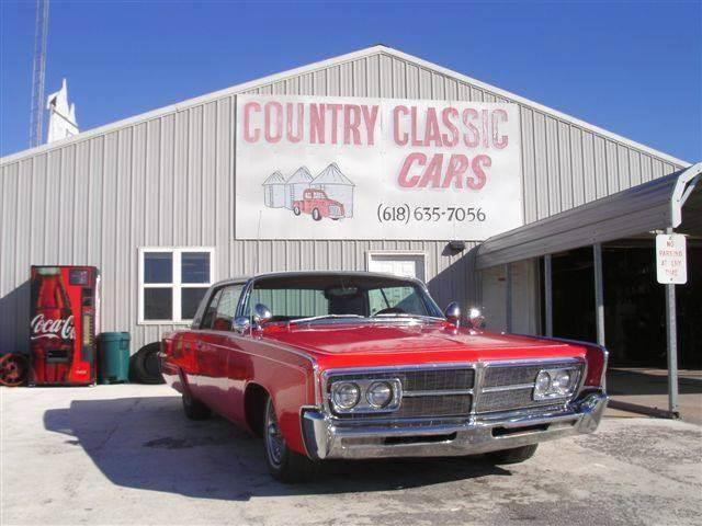 1965 Chrysler Crown Imperial | 938309