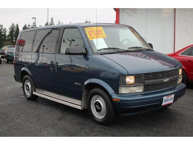 1999 Chevrolet Astro | 930831