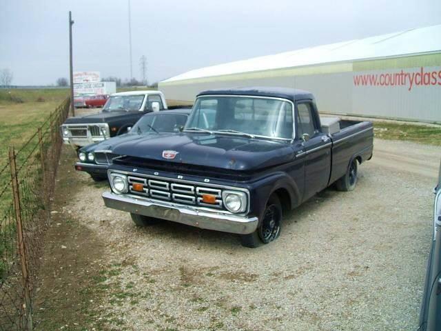 1964 Ford Custom Cab | 938314