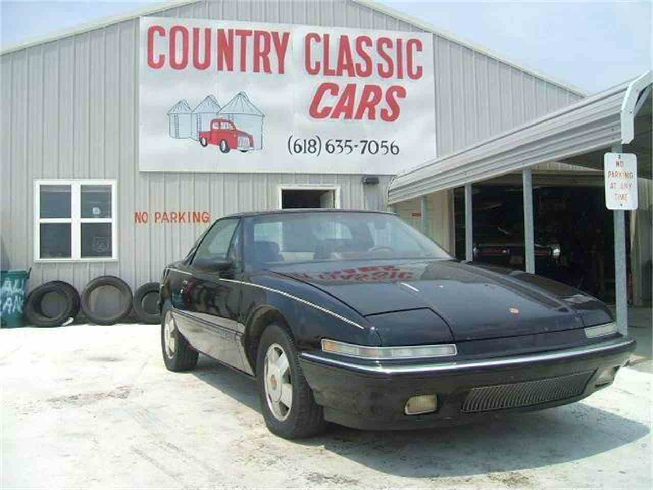 Large Picture of '88 Buick Reatta - K40E