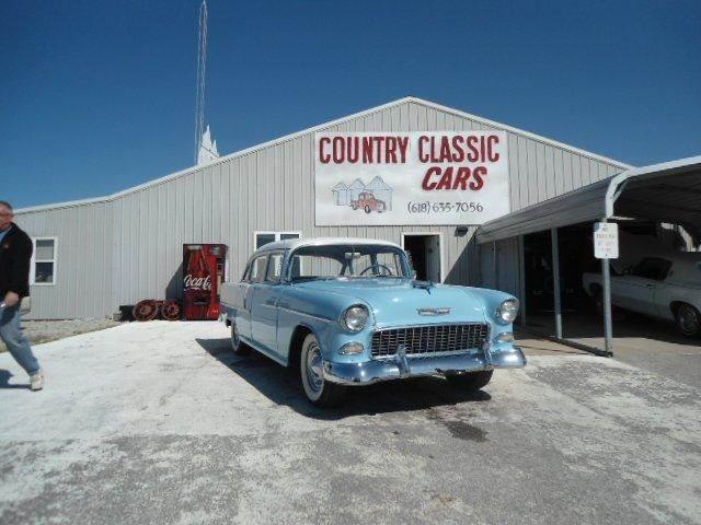 1955 Chevrolet 4-Dr Sedan | 938319
