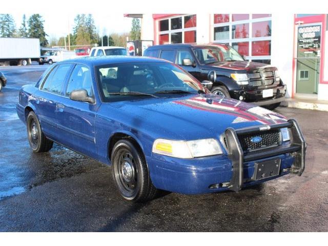 2011 Ford Police Car | 930832