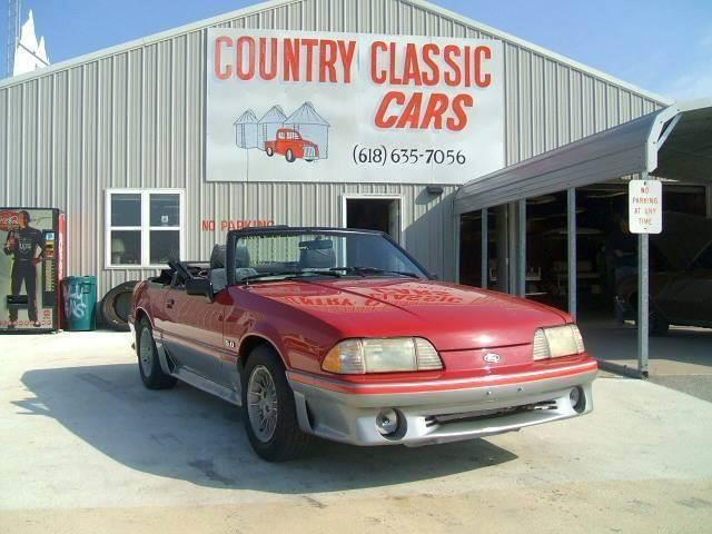 1989 Ford Mustang | 938320