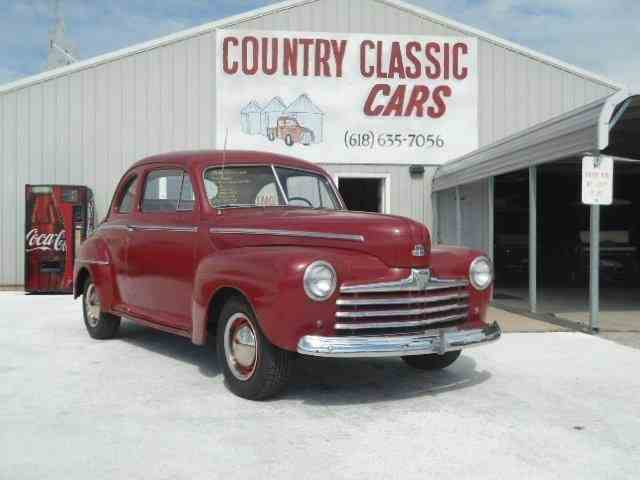 1948 Ford Super Deluxe | 938322