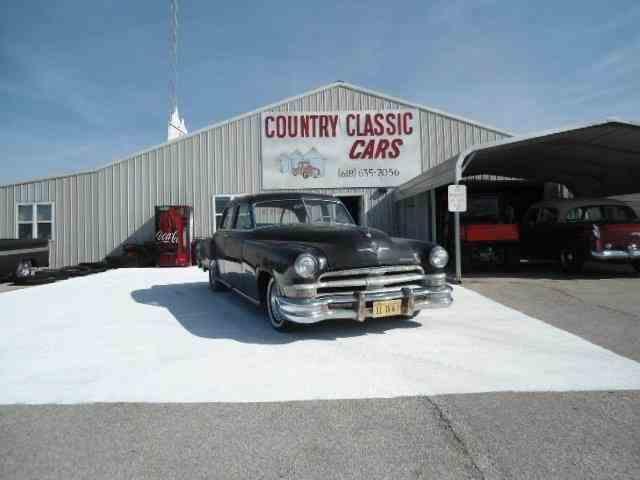 1952 Chrysler Imperial | 938324