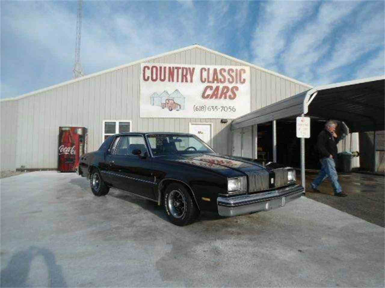 Large Picture of '78 Cutlass Supreme - K40R