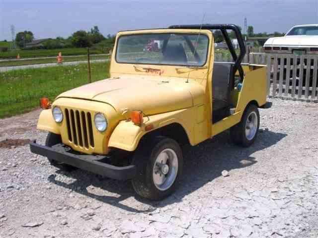 1973 Jeep 2wd   938332