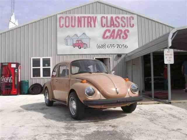 1974 Volkswagen Beetle | 938333