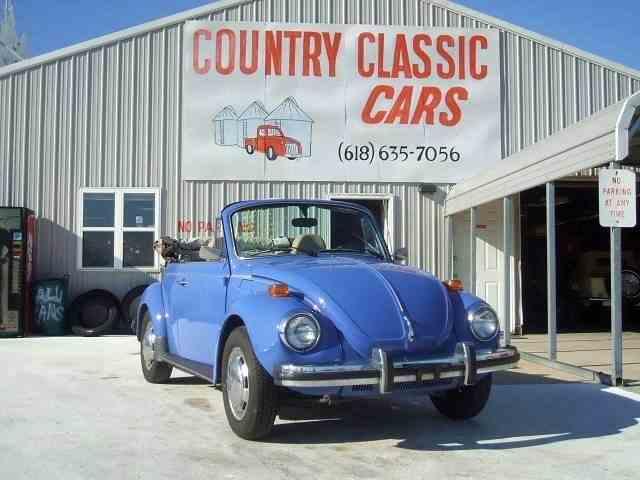1977 Volkswagen Convertible | 938335