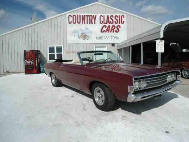 1969 Ford Fairlane 500 | 938339