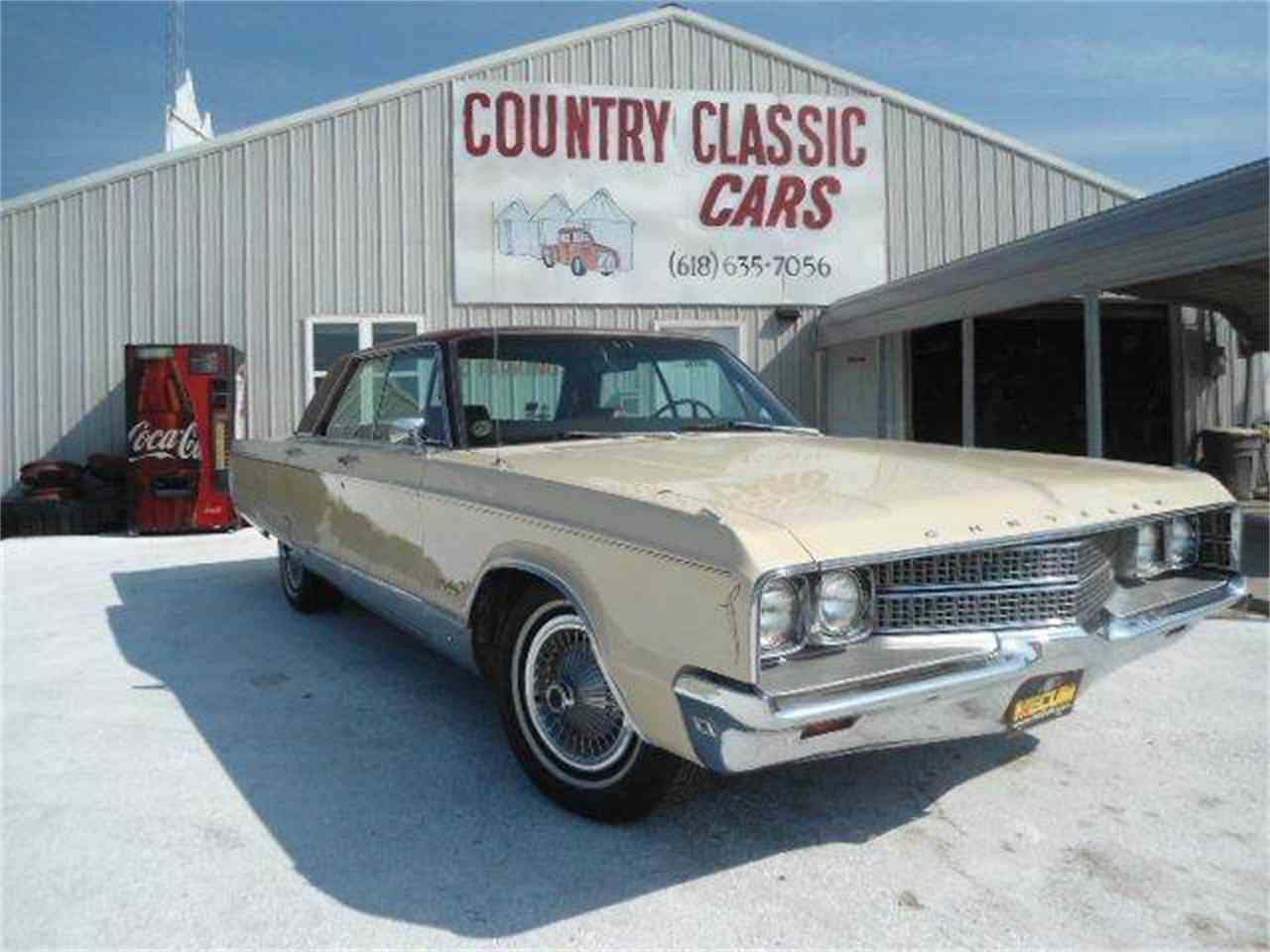 1968 chrysler new yorker for sale cc 938340. Black Bedroom Furniture Sets. Home Design Ideas