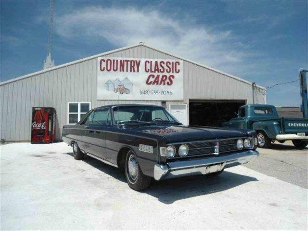 Large Picture of 1966 Monterey Offered by Country Classic Cars - K413