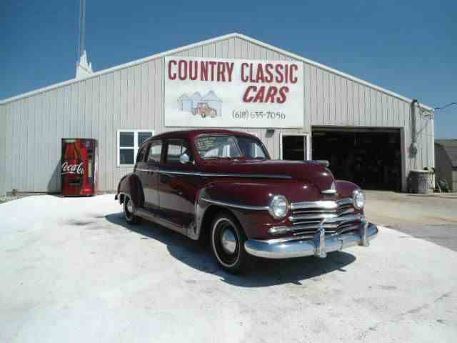 1947 Plymouth Sedan | 938344