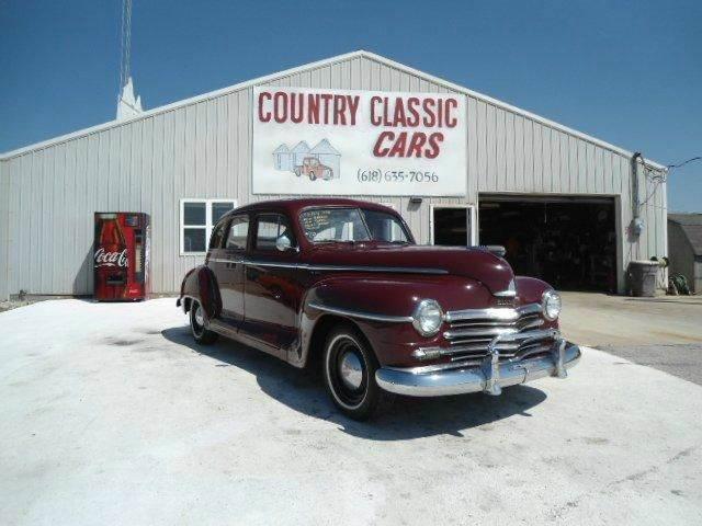 1947 Plymouth Sedan | 938344