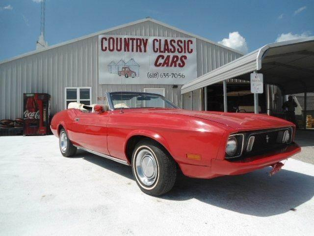 1973 Ford Mustang | 938346