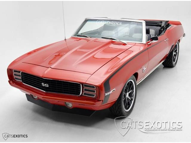 1969 Chevrolet Camaro | 930835