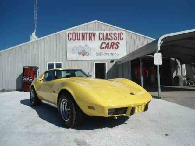 1976 Chevrolet Corvette Stingray | 938350