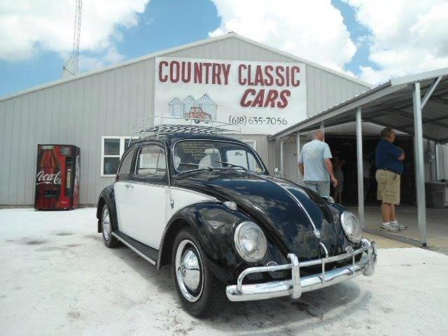 1960 Volkswagen Beetle | 938355
