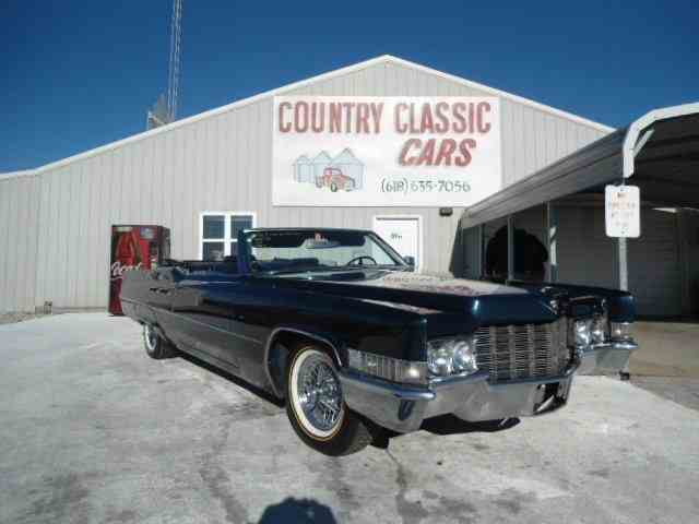 1969 Cadillac DeVille | 938356