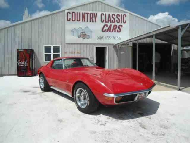 1972 Chevrolet Corvette | 938362