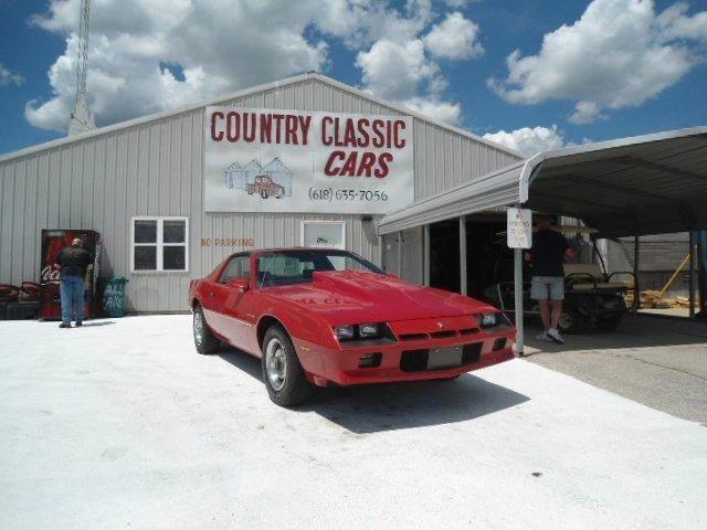 1984 Chevrolet Camaro | 938364