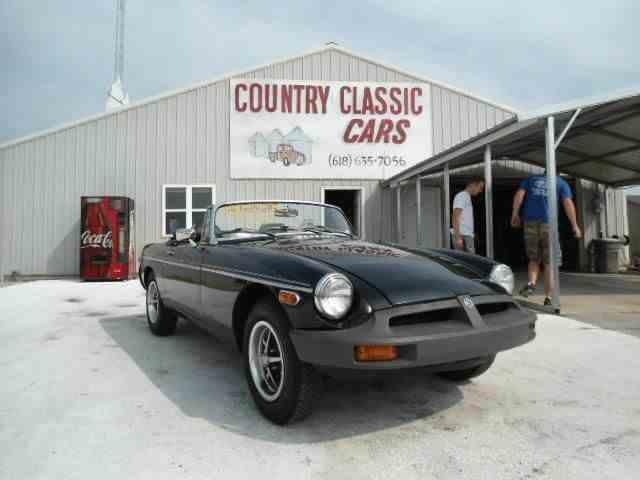 1978 MG Convertible | 938366