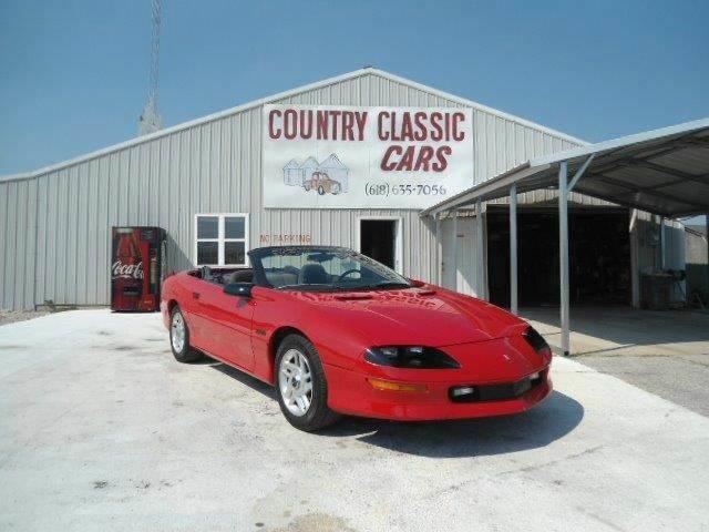 1994 Chevrolet Camaro | 938367
