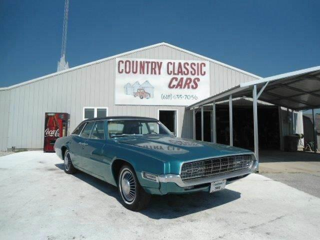 1968 Ford Thunderbird | 938368