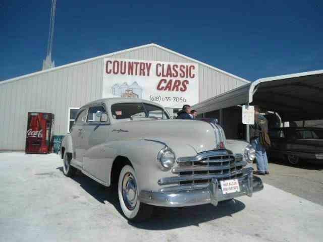 1948 Pontiac Silver Streak | 938370