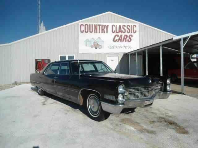 1966 Cadillac Series 75 | 938372
