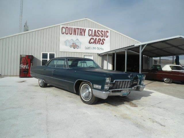 1968 Cadillac 4-Dr | 938374