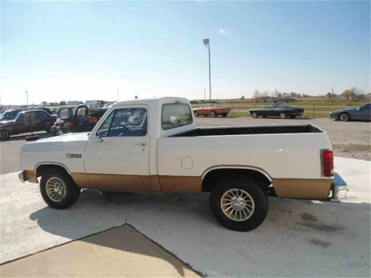 1985 dodge d150 for sale cc 938375