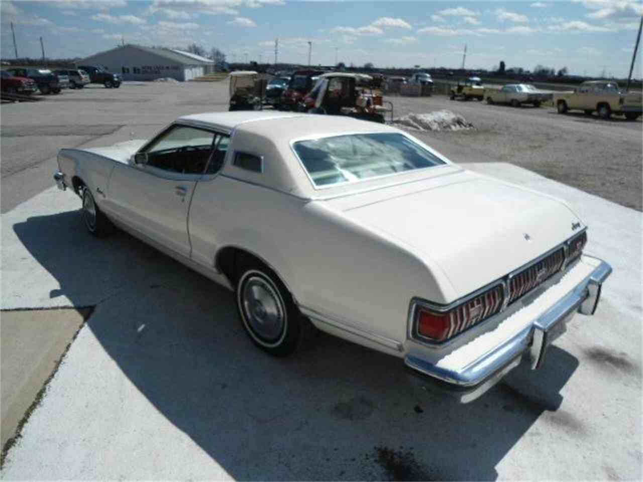 Large Picture of 1974 Mercury Cougar - K420