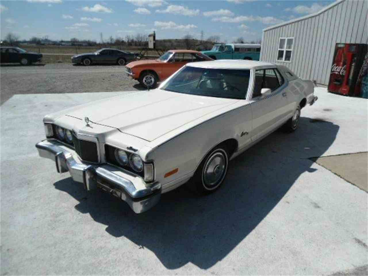 Large Picture of '74 Mercury Cougar - $6,950.00 - K420