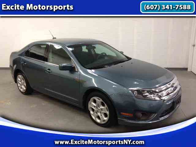 2011 Ford Fusion | 930838