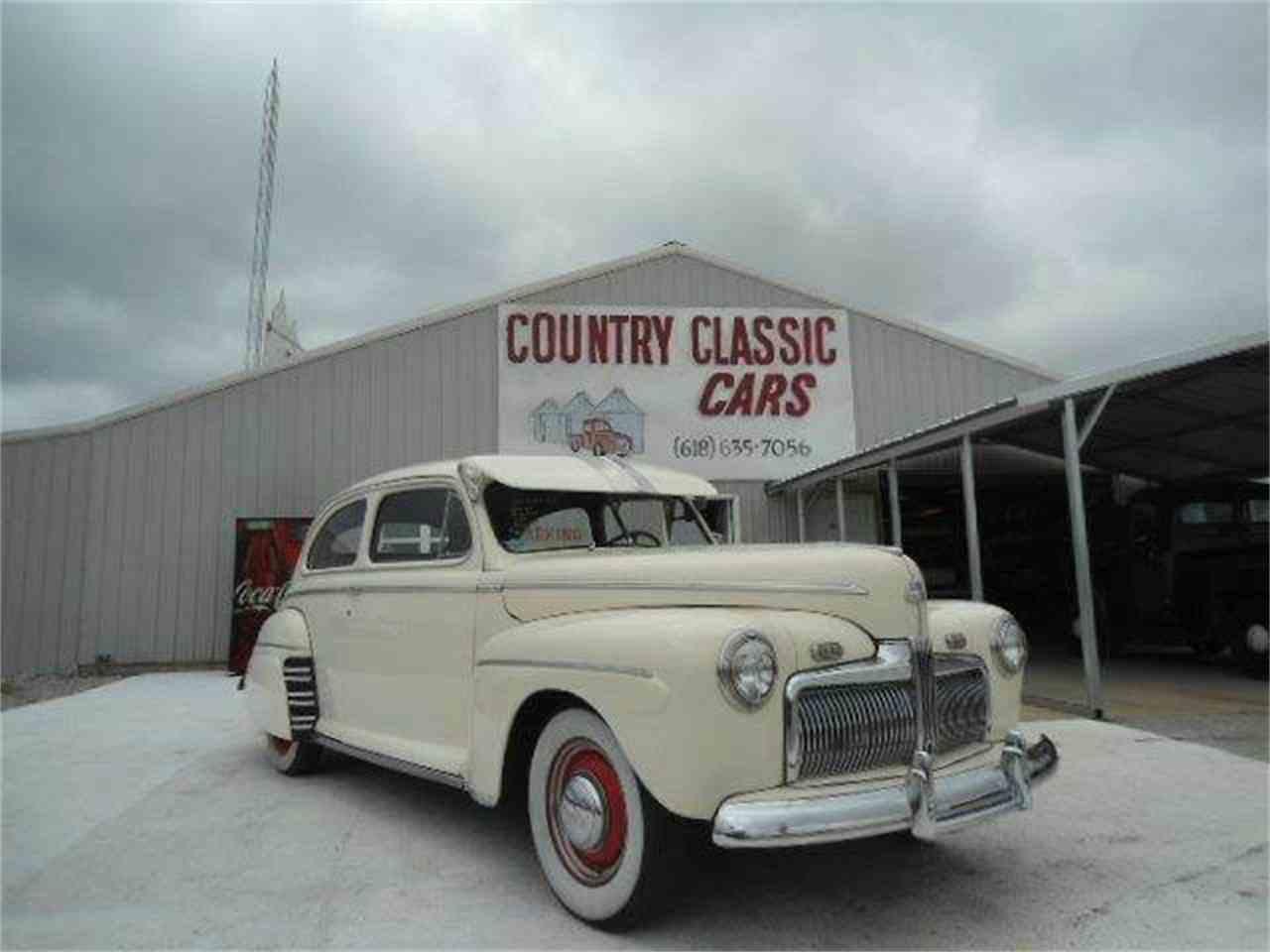 Ford Dr Sedan For Sale Classiccars Com Cc