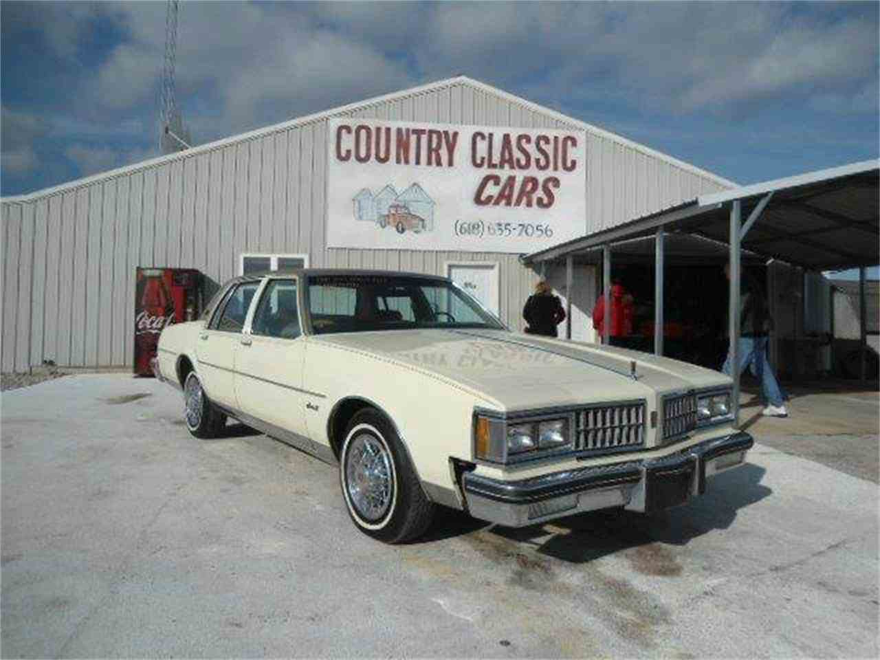 1981 Oldsmobile Delta 88 for Sale - CC-938383
