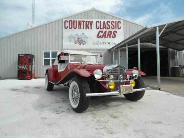 1929 Mercedes-Benz Kit Car   938384