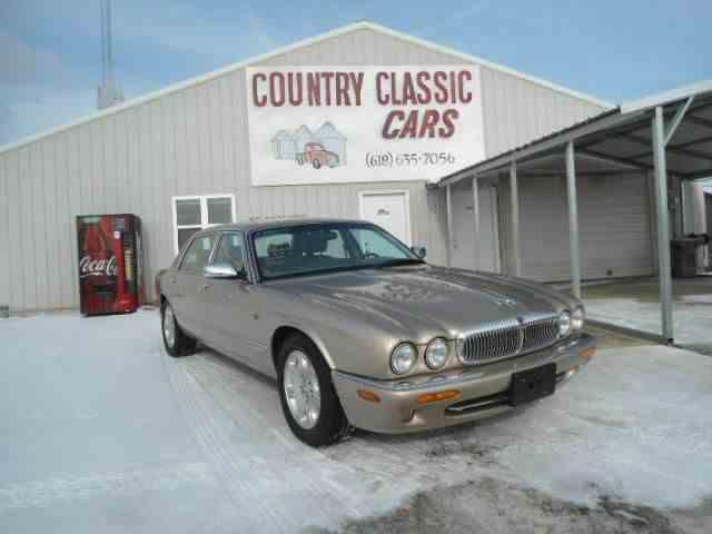2001 Jaguar XJ | 938385