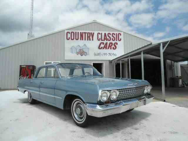 1963 Chevrolet Bel Air | 938391