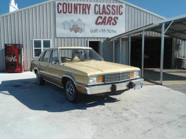1981 Ford Fairmont | 938392