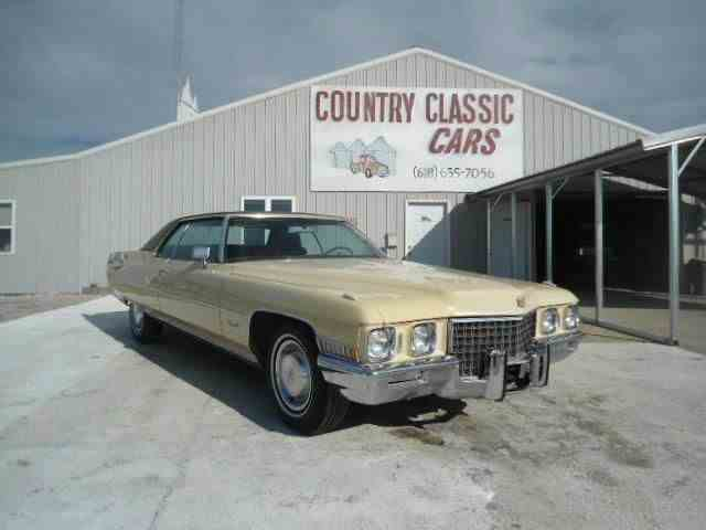 Picture of '71 DeVille - K42N