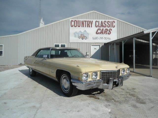 1971 Cadillac DeVille | 938399