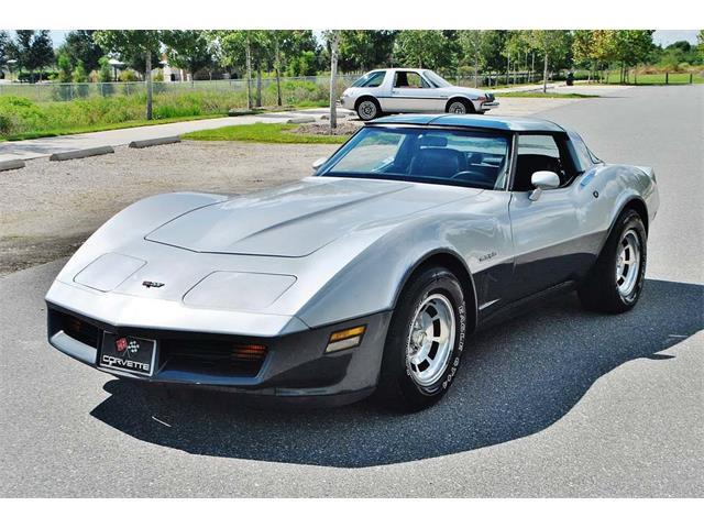 1982 Chevrolet Corvette | 930840