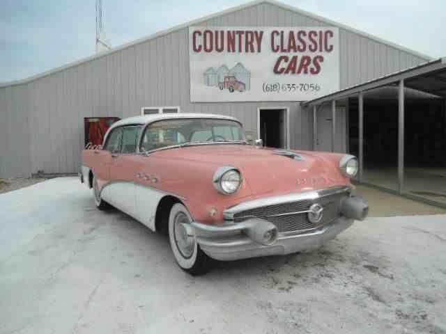 1956 Buick 40 | 938400