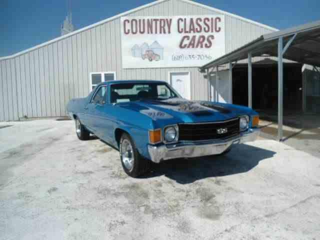 1972 Chevrolet El Camino | 938401