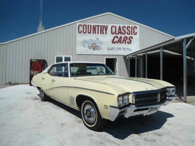 1969 Buick Skylark | 938402