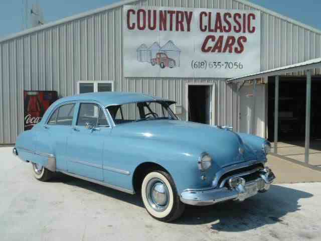 1948 Oldsmobile Sedan | 938403