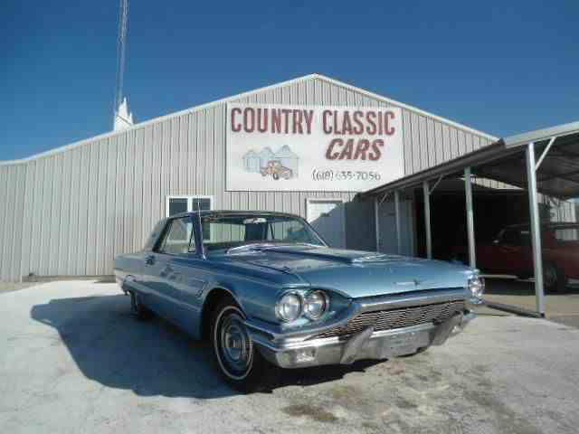 1965 Ford Thunderbird | 938404